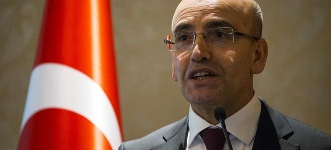 Başbakan Yardımcısı Şimşek Türkiye Finans Forumu'nda Konuştu