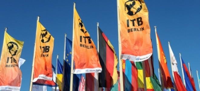 Berlin Turizm Fuarı'na Antalya'dan Büyük Çıkarma