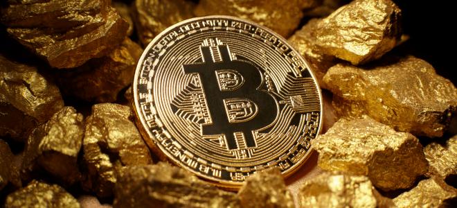 Bitcoin altının tahtını sarsabilir
