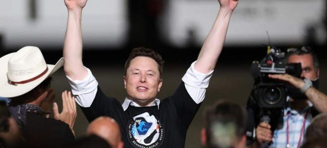 Bitcoin, Elon Musk'ın tweet'i ardından yükselişe geçti