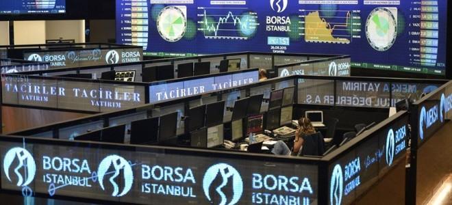 Borsa İstanbul Düşüşle Açıldı, Dolar /TL Yeni Rekor Kırdı