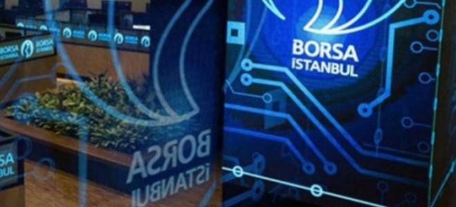 Borsa İstanbul Endeksi 92 Bin 957 Puana Çekildi