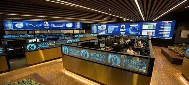 Borsa İstanbul İlk Yarıda Artış Kaydetti