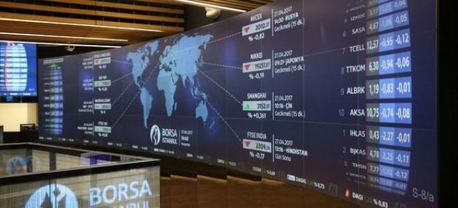 Borsa İstanbul İlk Yarıyı Kayıpla Bitirdi