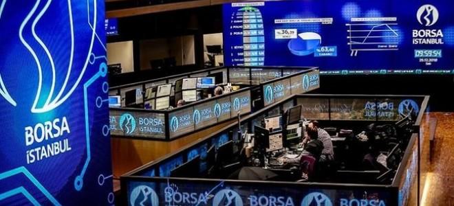 Borsadan son altı ayın en büyük düşüşü