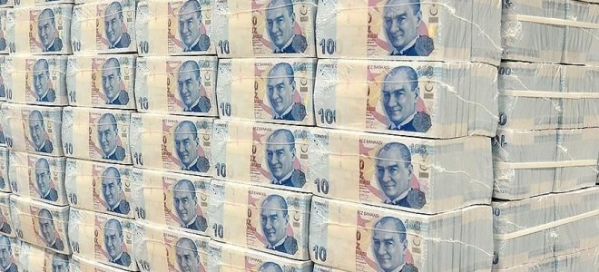 Bütçe Şubat ayında 16,8 milyar lira açık verdi
