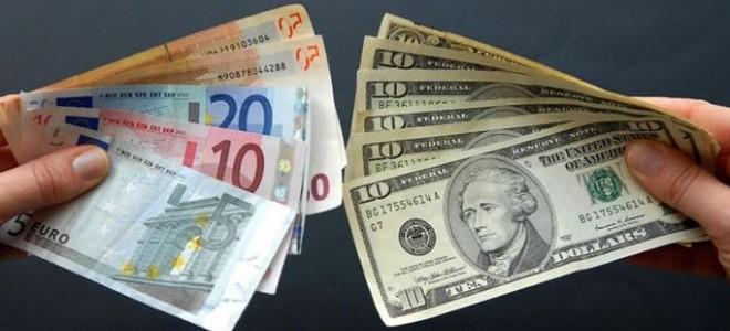 Cari açık verileri sonrası dolar ve euro geriledi