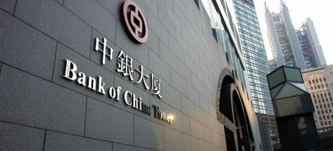 Çin Bankaları Beş Yılda Yüzde 88.6 Büyüdü