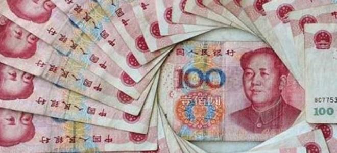 Çinliler bankaya hücum etti