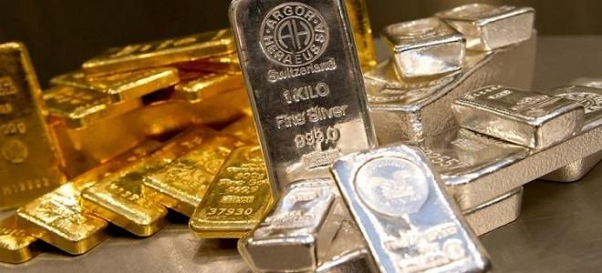 Değerli metallerdeki düşüş devam ediyor