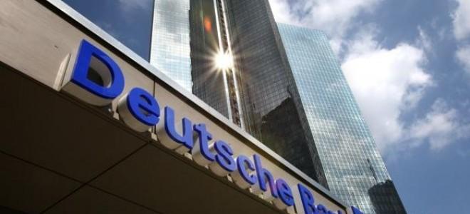 Deutsche Bank'tan Euro Bölgesi'nde gerileme uyarısı