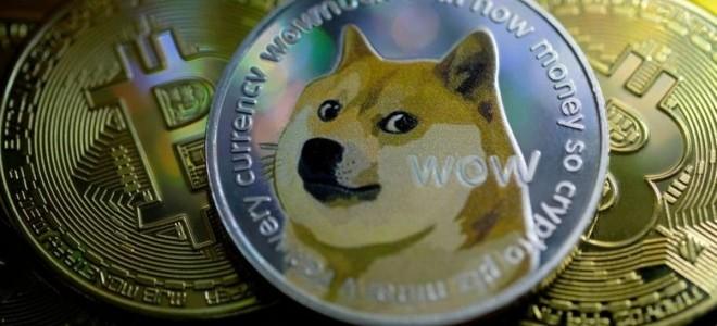 Dogecoin, Bitcoin rekor seviyeye ulaştıktan sonra yükselmeye devam ediyor