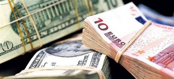 Dolar 5,91TL, Euro 6,87TL'ye Düştü