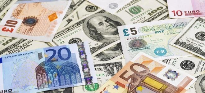 Dolar 5.44, euro 6.23, sterlin 7.16 lirada