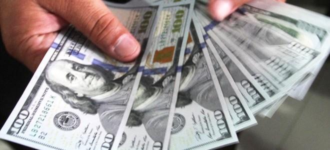 Dolar, 7,95 seviyesine yükseldi