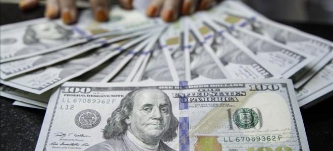Dolar/TL'de ani düşüş
