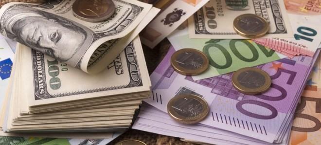 Dolar ve euro 3 ayın zirvesine ulaştı