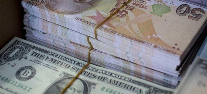 Dolar ve euro sert düştü