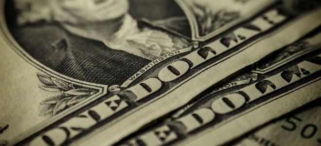 Doların sert düşüşü sürüyor