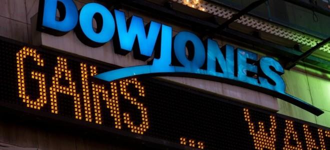 Dow Jones açılış öncesinde 130 puan birden yükseldi