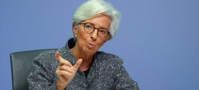 ECB Başkanı Christine Lagarde: