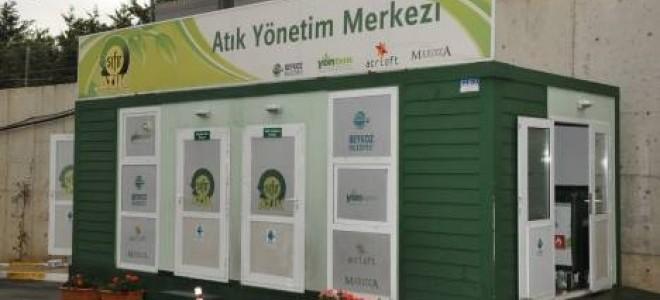 Emine Erdoğan'ın Başlattığı 'Sıfır Atık Projesi'ne Yurttaş Holding'den Destek