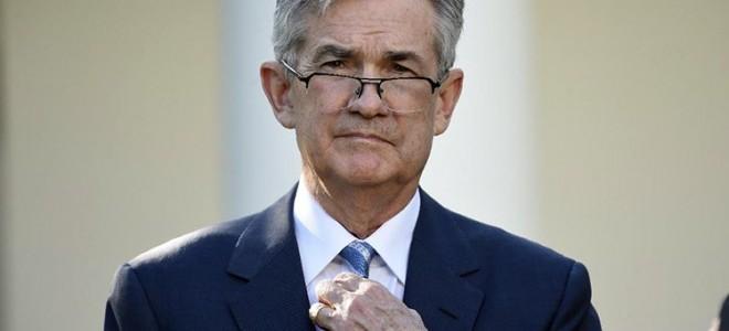 Fed Başkanı Powell, tahvil faizlerindeki artışın iyileşen ekonomik görünümü yansıttığını söyledi