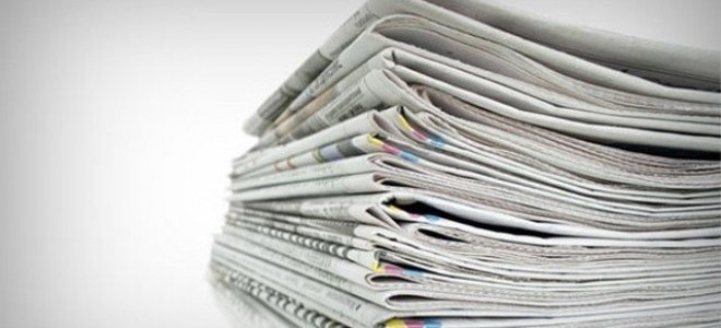 Gazete ve dergi tirajları %20 azaldı