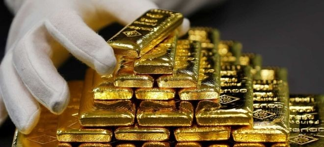 Ons altın fiyatında ani düşüş