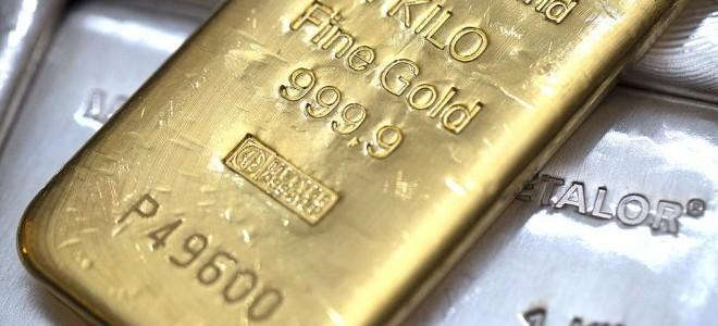 Gram altın haftanın en düşük seviyesinde