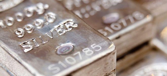 Gümüş fiyatları 2020'de %60 yükseldi
