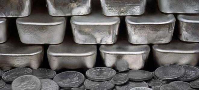Gümüş fiyatları 6 ayın en düşük düzeyine indi