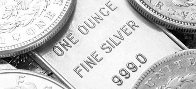 Gümüş fiyatları kritik destekte