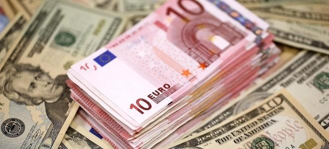 Haftanın son işlem gününde Dolar ve Euro