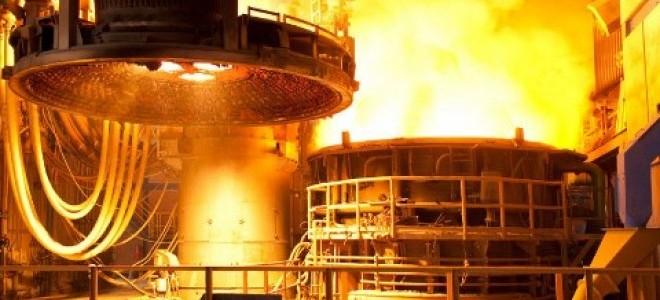 Ham çelik üretimi Ocak-Nisan döneminde azaldı
