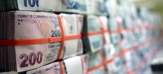 Bütçe fazlası Ocak'ta 5.1 milyar lira oldu