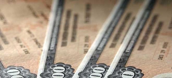 Hazine tahvil ihalesinde net 474.9 milyon TL satış yaptı