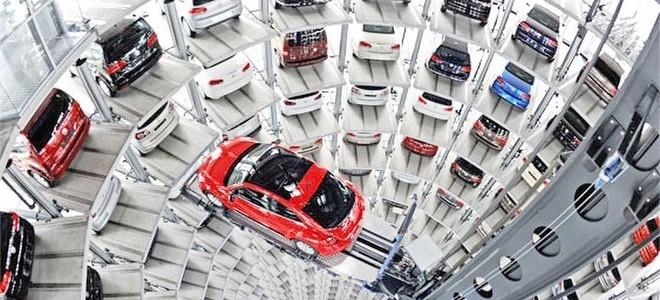 Haziran'da 95.000 araç kaydı