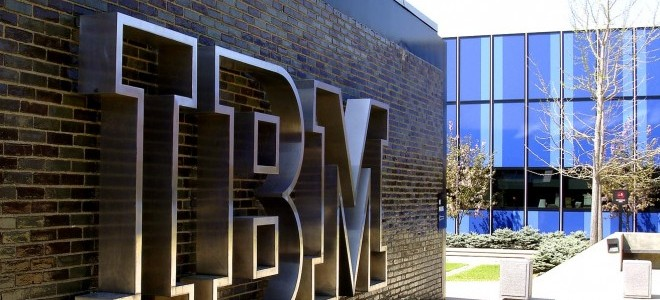 IBM'in geliri son çeyrekte yüzde 3.2 düştü