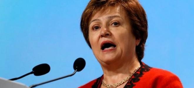 IMF Başkanı Georgieva: