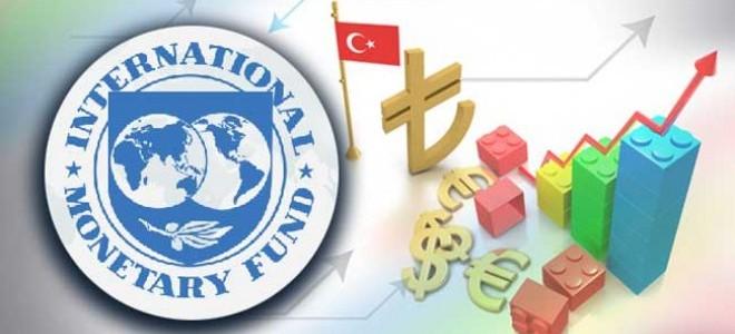 IMF'den Türkiye'nin 2018 Büyüme Tahmini: % 3,5