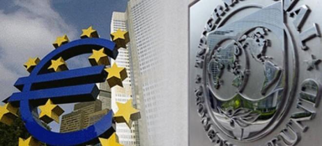 IMF ve ECB