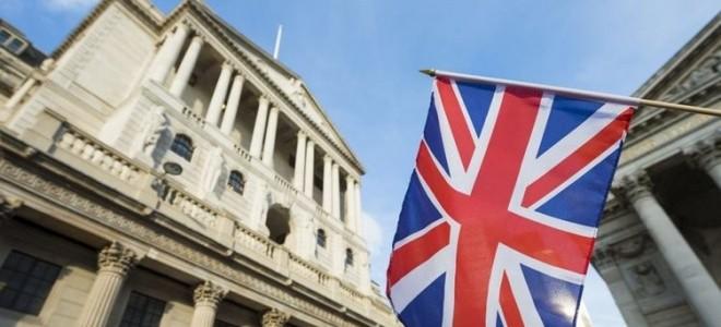 İngiltere Merkez Bankası faizleri sabit tuttu
