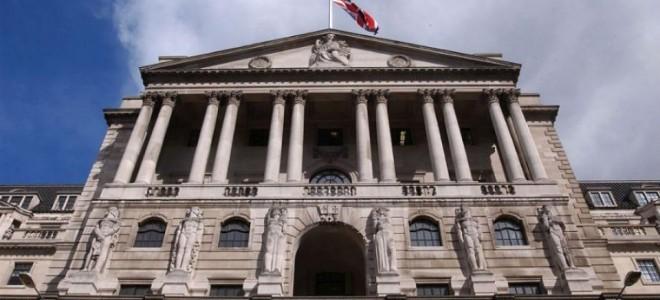 İngiltere Merkez Bankası Faizleri Yüzde 0.5 Düzeyinde Tuttu