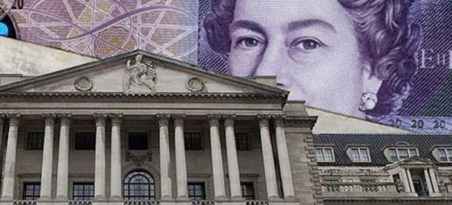İngiltere Merkez Bankası Politika Faizinde Değişikliğe Gitmedi