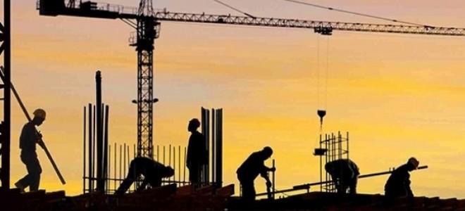İnşaat faaliyetleri, Kasım ayında sınırlı düzeyde kaldı