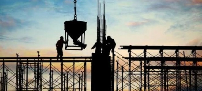 İnşaat maliyet endeksi yıllık yüzde 7,62 yükseldi