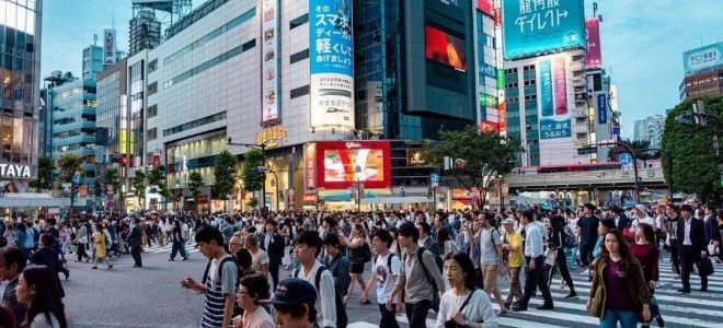 Japonya'da Kovid-19 salgını nedeniyle 1800'den fazla işletme iflas etti