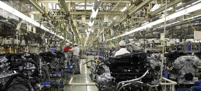 Japonya sanayi üretimi Aralık'ta yıllık yüzde 1.9 düştü.