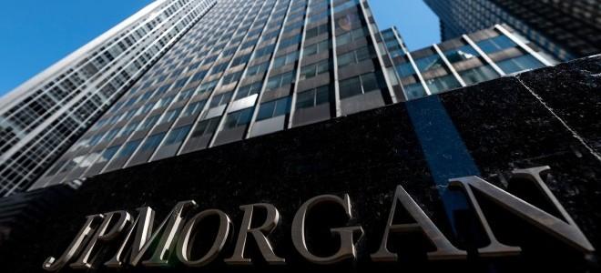 JPMorgan, net karını üçüncü çeyrekte artırdı